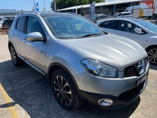 2013 Nissan Dualis J10W Series 3 MY12 Ti-L X-tronic AWD Silver 6 Speed Constant Variable Hatchback.