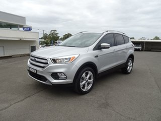 2016 Ford Escape ZG Trend Moondust Silver 6 Speed Sports Automatic Dual Clutch SUV.