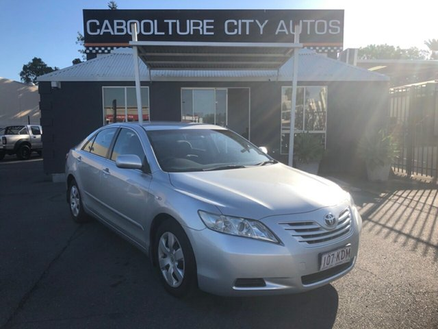 Used Toyota Camry ACV40R 07 Upgrade Altise Morayfield, 2007 Toyota Camry ACV40R 07 Upgrade Altise Silver 5 Speed Automatic Sedan
