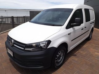 2017 Volkswagen Caddy 2KN MY17.5 TDI250 Crewvan Maxi DSG 6 Speed Sports Automatic Dual Clutch Van