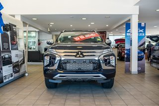 2020 Mitsubishi Pajero Sport QF MY20 Exceed Dark Blue 8 Speed Sports Automatic Wagon