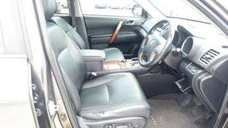 2008 Toyota Kluger GSU45R Grande AWD Grey 5 Speed Sports Automatic Wagon