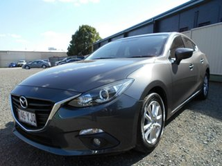 2016 Mazda 3 BN5478 Maxx SKYACTIV-Drive Grey 6 Speed Sports Automatic Hatchback