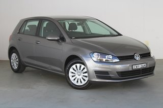 2014 Volkswagen Golf VII MY15 90TSI Grey 6 Speed Manual Hatchback.