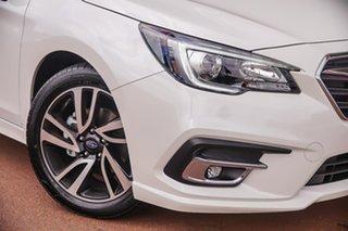 2020 Subaru Liberty 6GEN 2.5I White Constant Variable Sedan