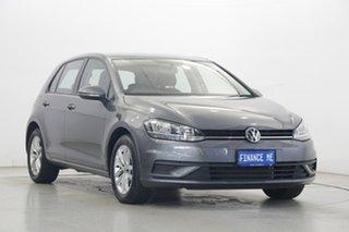 2017 Volkswagen Golf 7.5 MY17 110TSI Grey 6 Speed Manual Hatchback.