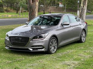 2017 Genesis G80 DH 3.8 Grey Sports Automatic Sedan
