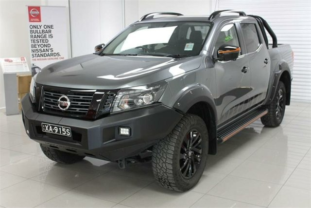 New Nissan Navara N-TREK , 2019 Nissan Navara D23 S4 N-TREK Slate Grey 7 Speed Sports Automatic Utility