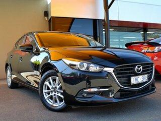 2019 Mazda 3 BN5478 Maxx SKYACTIV-Drive Sport Black 6 Speed Sports Automatic Hatchback.