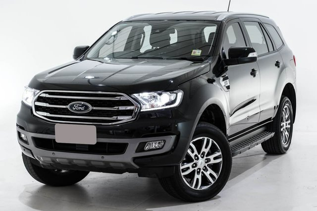 Used Ford Everest UA 2018.00MY Trend Berwick, 2018 Ford Everest UA 2018.00MY Trend Black 6 Speed Sports Automatic SUV
