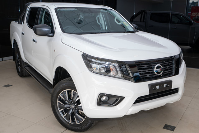 Demo Nissan Navara D23 S4 MY20 ST Cardiff, 2020 Nissan Navara D23 S4 MY20 ST Polar White 7 Speed Sports Automatic Utility