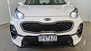 2019 Kia Sportage QL MY19 Si 2WD Premium White 6 Speed Sports Automatic Wagon.