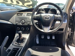 2013 Mazda 3 BL1032 MY13 MPS Black 6 Speed Manual Hatchback