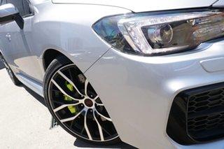 2020 Subaru WRX MY21 STI Spec R (Wing) (AWD) Ice Silver 6 Speed Manual Sedan.