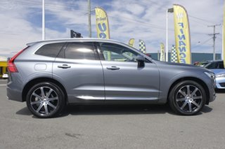 2018 Volvo XC60 UZ MY18 D4 AWD Inscription Mussel Blue 8 Speed Sports Automatic Wagon
