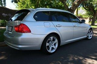 2011 BMW 3 Series E91 MY11 320i Touring Steptronic Lifestyle 6 Speed Sports Automatic Wagon.