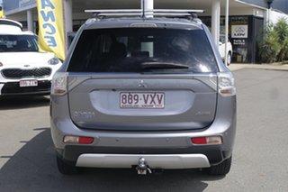 2015 Mitsubishi Outlander ZJ MY14.5 PHEV AWD Aspire Titanium 1 Speed Automatic Wagon Hybrid