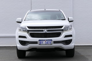2019 Holden Colorado RG MY19 LS Pickup Crew Cab 4x2 White 6 Speed Sports Automatic Utility.