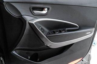 2017 Hyundai Santa Fe DM3 MY17 Active X 2WD Silver 6 Speed Sports Automatic Wagon