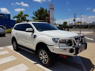 2016 Ford Everest UA Trend White 6 Speed Sports Automatic SUV.