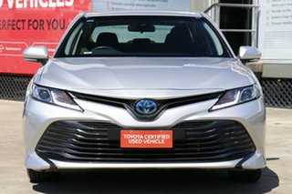 2019 Toyota Camry AXVH71R Hybrid Silver 6 Speed Constant Variable Sedan