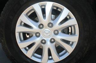 2014 Mazda BT-50 MY13 GT (4x4) White 6 Speed Manual Dual Cab Utility