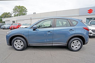 2013 Mazda CX-5 KE1071 Maxx SKYACTIV-Drive Blue 6 Speed Sports Automatic Wagon