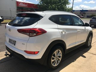 2017 Hyundai Tucson TL2 Active White Sports Automatic