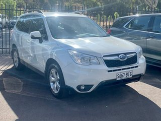 2015 Subaru Forester S4 MY15 2.0D-L AWD White 6 Speed Manual Wagon