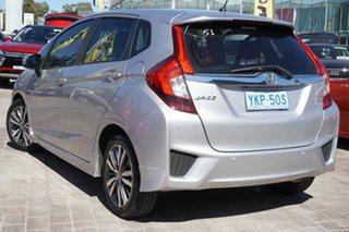 2015 Honda Jazz GF MY16 VTi-L Alabaster Silver 1 Speed Constant Variable Hatchback