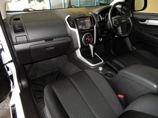 2017 Isuzu D-MAX TF MY17 LS-U HI-Ride (4x4) White 6 Speed Automatic Space Cab Utility.