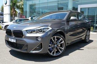 2020 BMW X2 F39 M35I Pure Mineral Grey 8 Speed Auto Steptronic Sport Wagon.