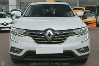 2020 Renault Koleos HZG MY20 Life X-tronic Universal White 1 Speed Constant Variable Wagon