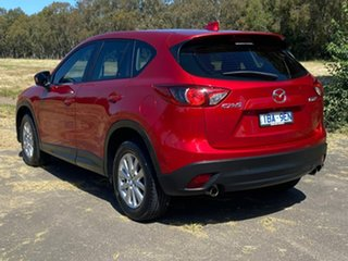 2014 Mazda CX-5 KE Series Maxx Sport Red Sports Automatic Wagon