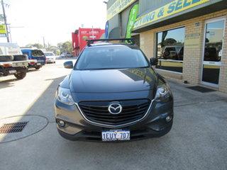 2015 Mazda CX-9 TB Luxury Grey 6 Speed Automatic Wagon.