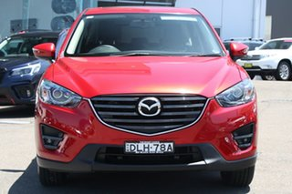 2016 Mazda CX-5 KE1032 Grand Touring SKYACTIV-Drive i-ACTIV AWD Red 6 Speed Sports Automatic Wagon