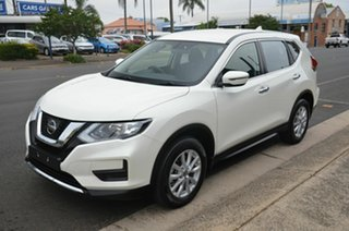 2017 Nissan X-Trail T32 Series 2 ST 7 Seat (2WD) White Continuous Variable Wagon