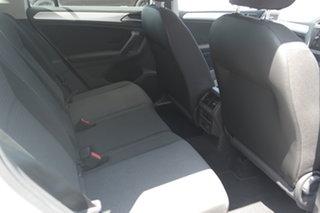 2017 Volkswagen Tiguan 5N MY17 110TSI DSG 2WD Trendline White 6 Speed Sports Automatic Dual Clutch