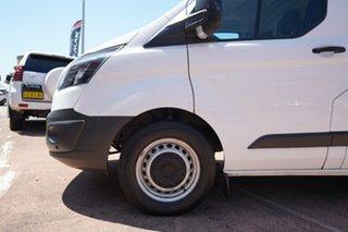 2016 Ford Transit Custom VN MY16.00 330L (LWB) White 6 Speed Manual Van.