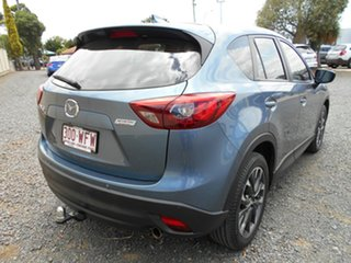 2016 Mazda CX-5 KE1032 Akera SKYACTIV-Drive i-ACTIV AWD 6 Speed Sports Automatic Wagon.