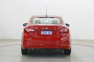 2018 Holden Astra BL MY18 LS Red 6 Speed Sports Automatic Sedan