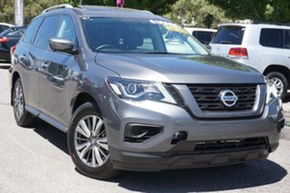 2018 Nissan Pathfinder R52 Series II MY17 ST-L X-tronic 2WD Grey 1 Speed Constant Variable Wagon.