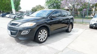 2009 Mazda CX-9 TB10A3 MY10 Luxury Black 6 Speed Sports Automatic Wagon.