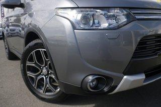 2015 Mitsubishi Outlander ZJ MY14.5 PHEV AWD Aspire Titanium 1 Speed Automatic Wagon Hybrid.