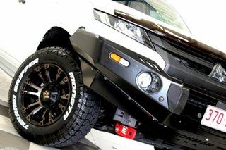 2018 Mitsubishi Triton MR MY19 GLX (4x4) White 6 Speed Automatic Double Cab Pick Up.