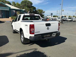 2017 Holden Colorado RG MY17 LS Pickup Crew Cab White 6 speed Automatic Utility