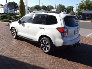 2018 Subaru Forester S4 MY18 2.5i-L CVT AWD Fleet Edition Crystal White 6 Speed Constant Variable