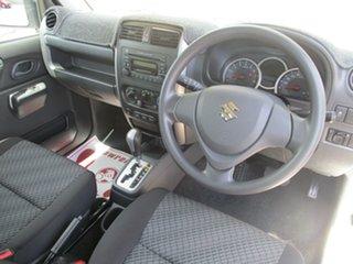 2015 Suzuki Jimny SN413 T6 Sierra Superior White 4 Speed Automatic Hardtop