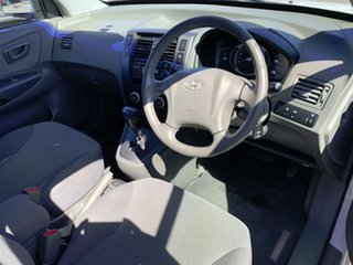 2005 Hyundai Tucson City White 4 Speed Auto Selectronic Wagon