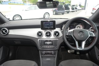 2013 Mercedes-Benz CLA-Class C117 CLA200 DCT White 7 Speed Sports Automatic Dual Clutch Coupe